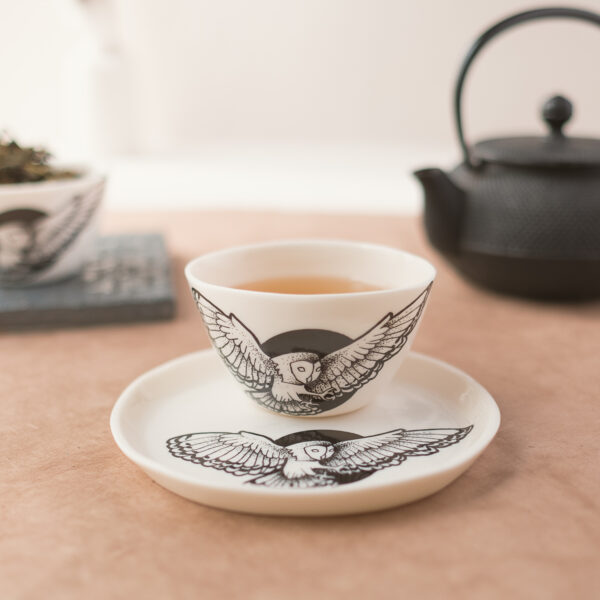 cup handcrafted in berlin - ceramics and porcelain