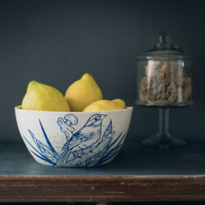 bowl for lemons and other fruits